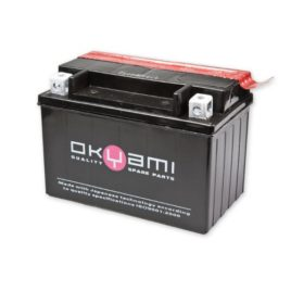 Batteria OB10L-BP Okyami con acido