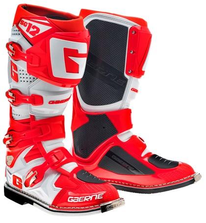 Gaerne Stivali SG12  White Red