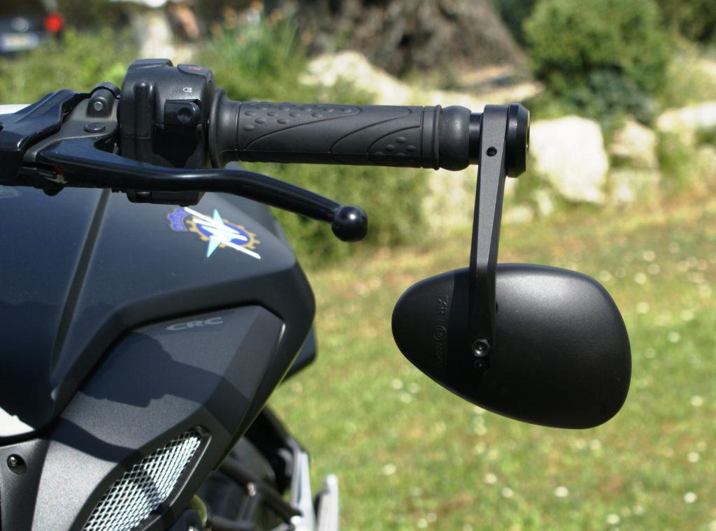 specchietti bar end moto omologatispecchi bar end moto omologati montati MV Augusta