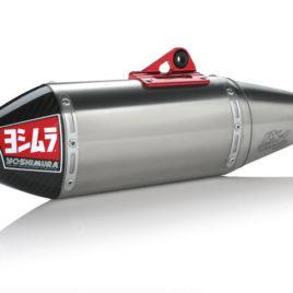 Scarico Yoshimura KTM250SXF 2012 RS4 FS Ti/Ti/CF