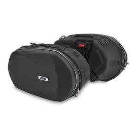Givi Coppia di borse laterali termoformate Easylock 25 lt.