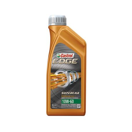 castrol edge 10w60 olio motore approvato per Piaggio