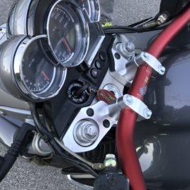 Kit Manubrio e riser per Moto Guzzi Breva