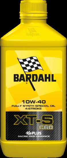 Olio motore moto Bardahl 4T XT-S C60 10W-40