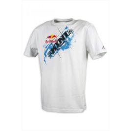 T-Shirt Chopped White KINI Red Bull