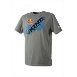 T-Shirt Chopped Grey KINI Red Bull