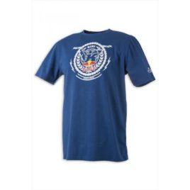 T-Shirt Crest Navy KINI Red Bull