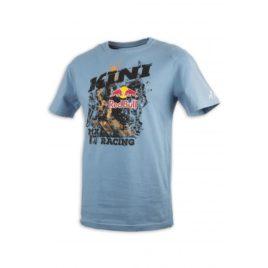 T-Shirt Slanted Blue KINI Red Bull