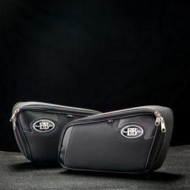 Coppia borse laterali Little per Moto Guzzi V7 III