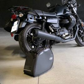 Portapacchi portaborse Moto Guzzi V7 III
