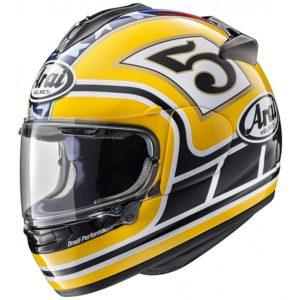 Arai Chaser-X Edwards Legend Yellow