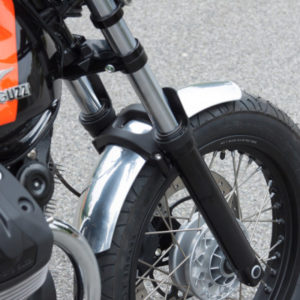 Parafango Moto Guzzi V7 III ALluminio