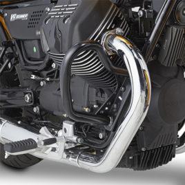 Paramotore v7 Moto Guzzi tubolare givi