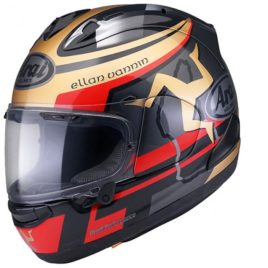 Casco carai RX-7V limited edition TT