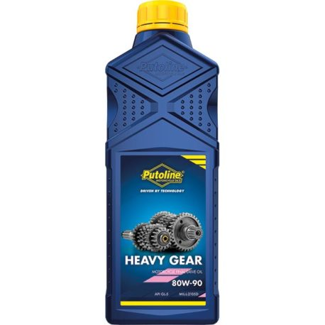 0570148 Lubrificante trasmissione 80W-90 Putoline Heavy Gear