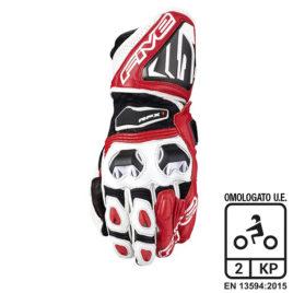 Guanti Five RFX1 Rosso Bianco