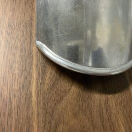 Parafango in alluminio 400 bordato ruota 17 anteriore