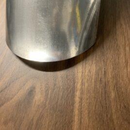 Parafango in alluminio 500 non bordato ruota 17 anteriore